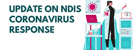 Update on NDIS Corona Virus Response